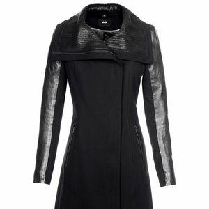 Rudsak leather coat - women XSmall